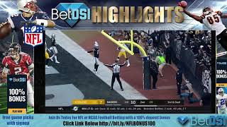 Pittsburgh Steelers vs Oakland Raiders FULL HD GAME Highlights Week 14