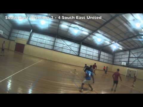 Futsal Fever - Mulgrave - Season 2 - Week 7 - South East Warriors VS South East United