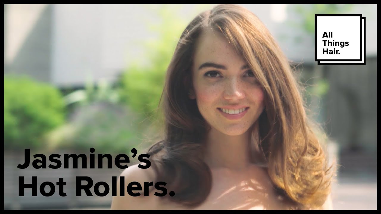 3 Easy Ways You Can Use Hair Rollers to Get Curls | All