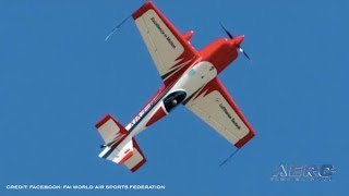 Airborne 08.23.19: 'Starman' Intercept?, Paraglider, World Aerobatic