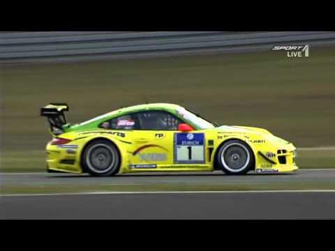 24h Nürburgring 2010 - 11 Der Abend