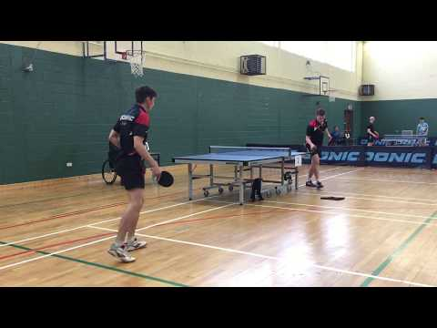 Artur Bialek vs. Gavin Maguire, 2017 Confucius Cup, May 2017, semi-final