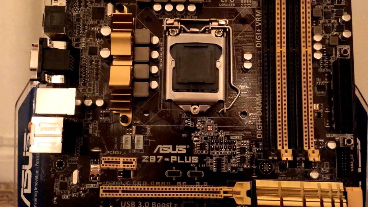 Asus Z87-PLUS Intel RST Driver