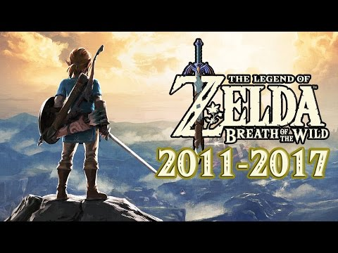 The Legend of Zelda: Breath of the Wild - Development History