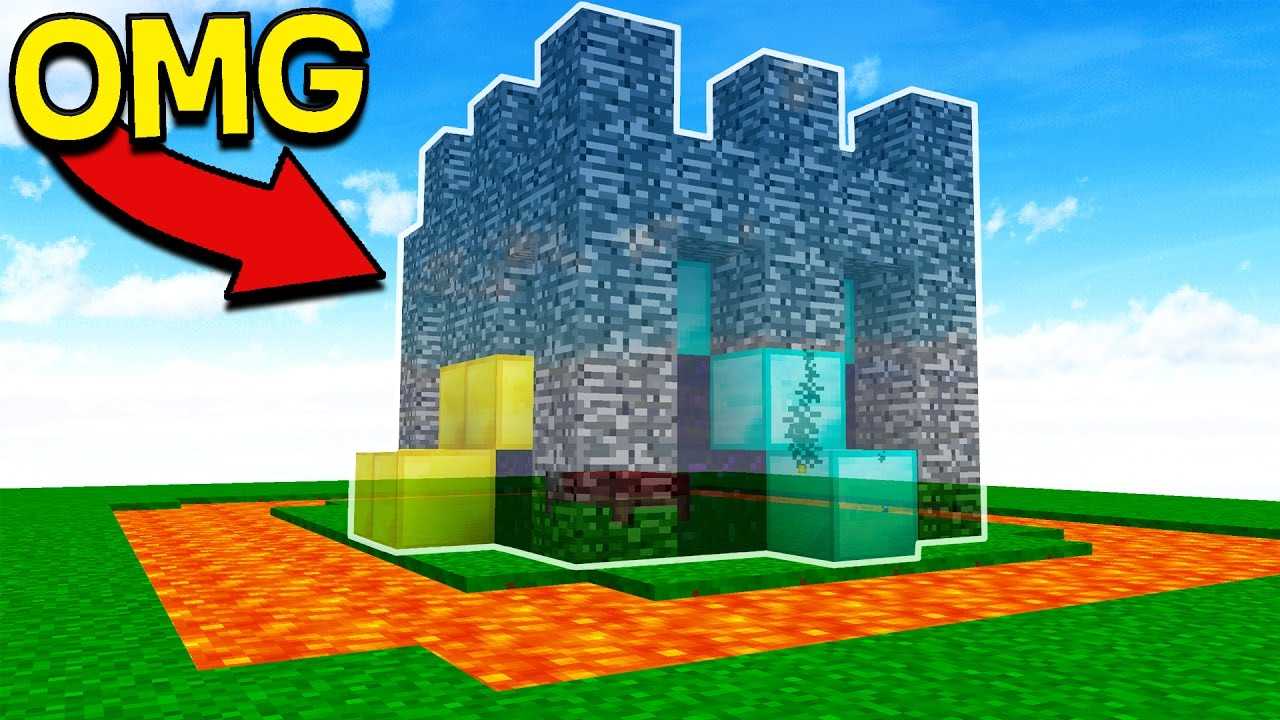 THIS NEW MINECRAFT BEDWARS UPDATE IS INSANE YouTube Gaming - Minecraft defence spiele