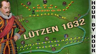 The Battle of Lützen 1632 Hour By Hour   Thirty Years War