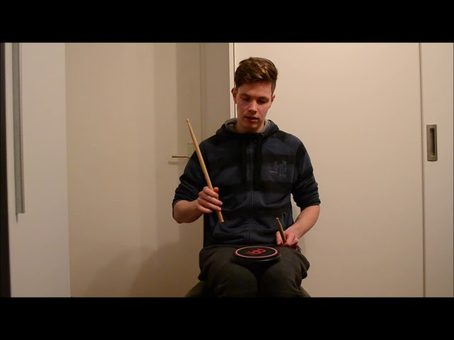 Warming up voor Drummen ---  Beginners (Drummen Online)