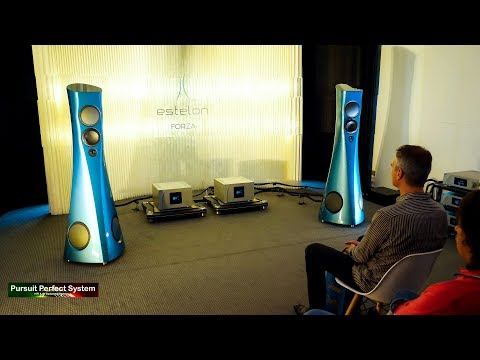 estelon-new-forza-€110k-hifi-speakers-ch-precision-kronos-turntable-@-munich-high-end-2019