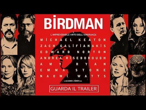 Birdman - O L'imprevedibile virtù dell'ignoranza   Trailer Ufficiale HD   2014