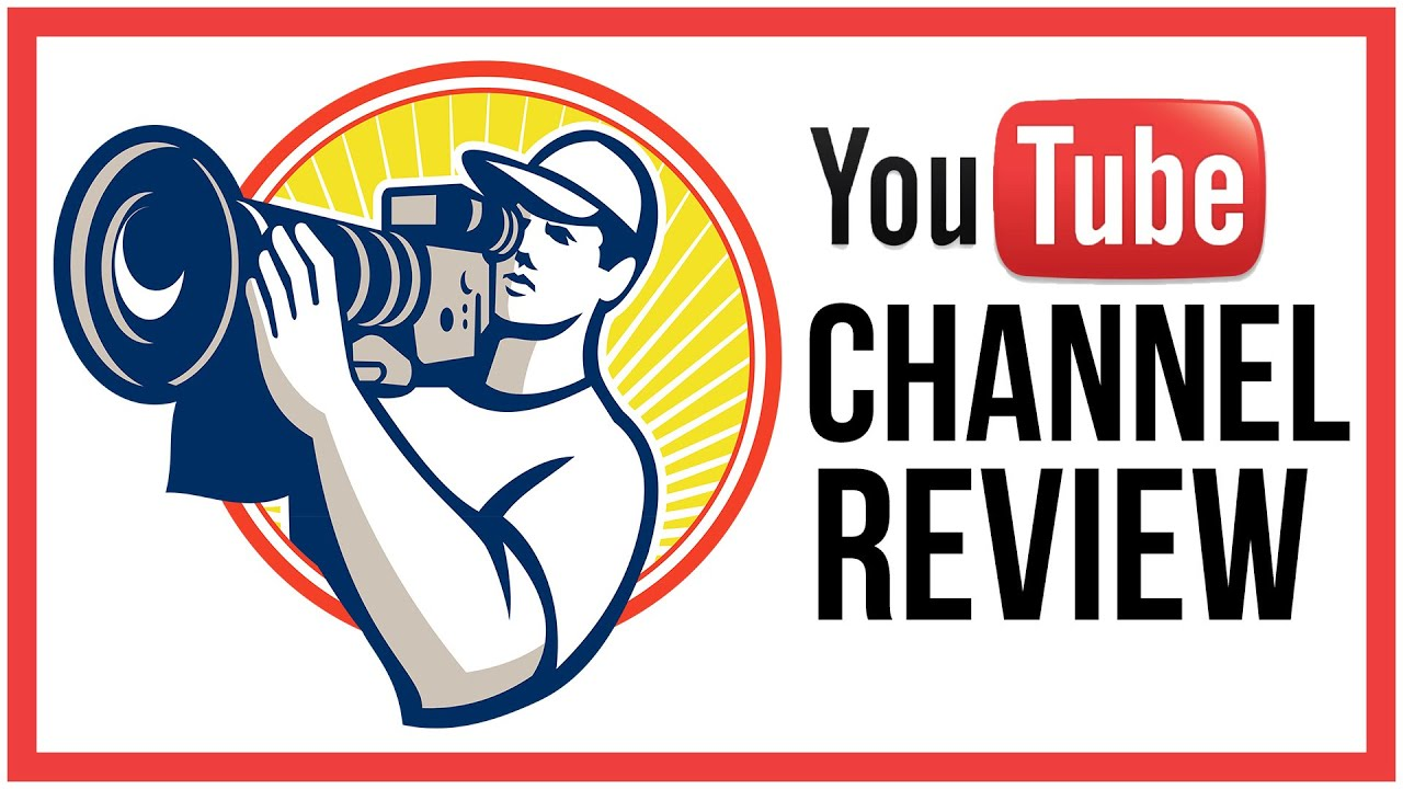 3ded354fba8 YouTube CHANNEL REVIEWS - Let Me Help You Grow Your Brand On YouTube ...
