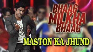 Maston Ka Jhund: Bhaag Milkha Bhaag SONG OUT