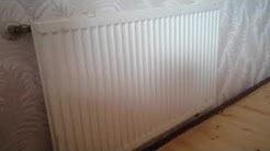 Lämpöpatteri. Että talo sais lämmitetty.