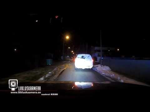 13 aastane autojuht üritas politseil eest ära sõita