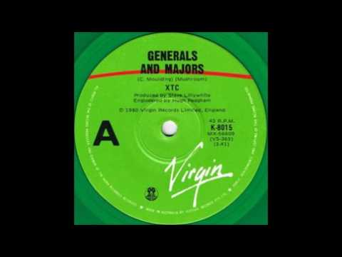 Generals And Majors by XTC