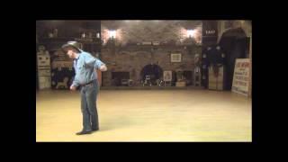 Let The Cowboy Dance - Line Dance - Lesson