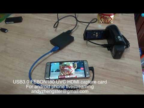 Avermedia extremecap uvc hdmi to usb 3.0 capture card