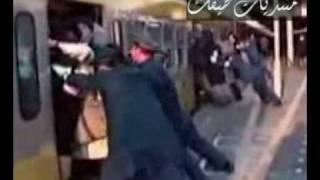 والله لو ان الركوب ببلاش    شوفو الزحمه