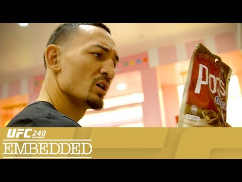 UFC 240 Embedded: Vlog Series - Episode 1