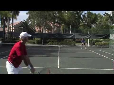 Tom Avery's Tennis Lessons - Practicing the Mental Game