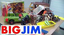 Big Jim von Mattel - Camper Jeep Gorilla Adler