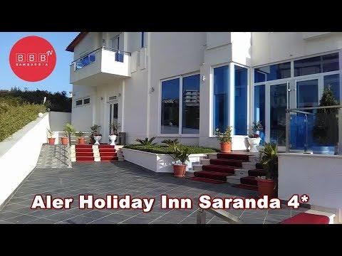 Отдых в Албании с AlerTravel. Обзор отеля Aler Holiday Inn Saranda 4*