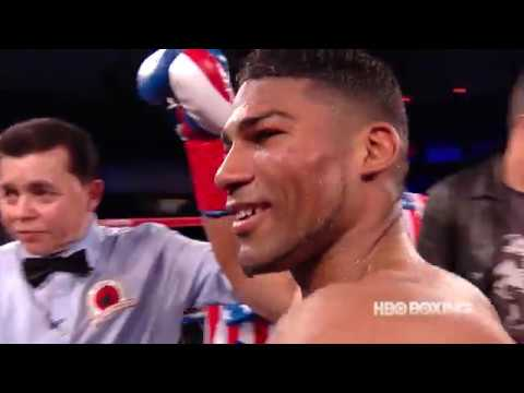 Yuriorkis Gamboa vs. Rene Alvarado: BAD Highlights (HBO Boxing)