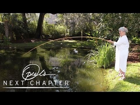 Gone Fishin' with Oprah, Gayle King and Paula Deen | Oprah's Next Chapter | Oprah Winfrey Network