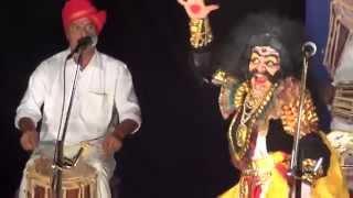 Yakshagana Bhasmasura by Neelkodu Shankar Hegde, Raghavendra Acharya