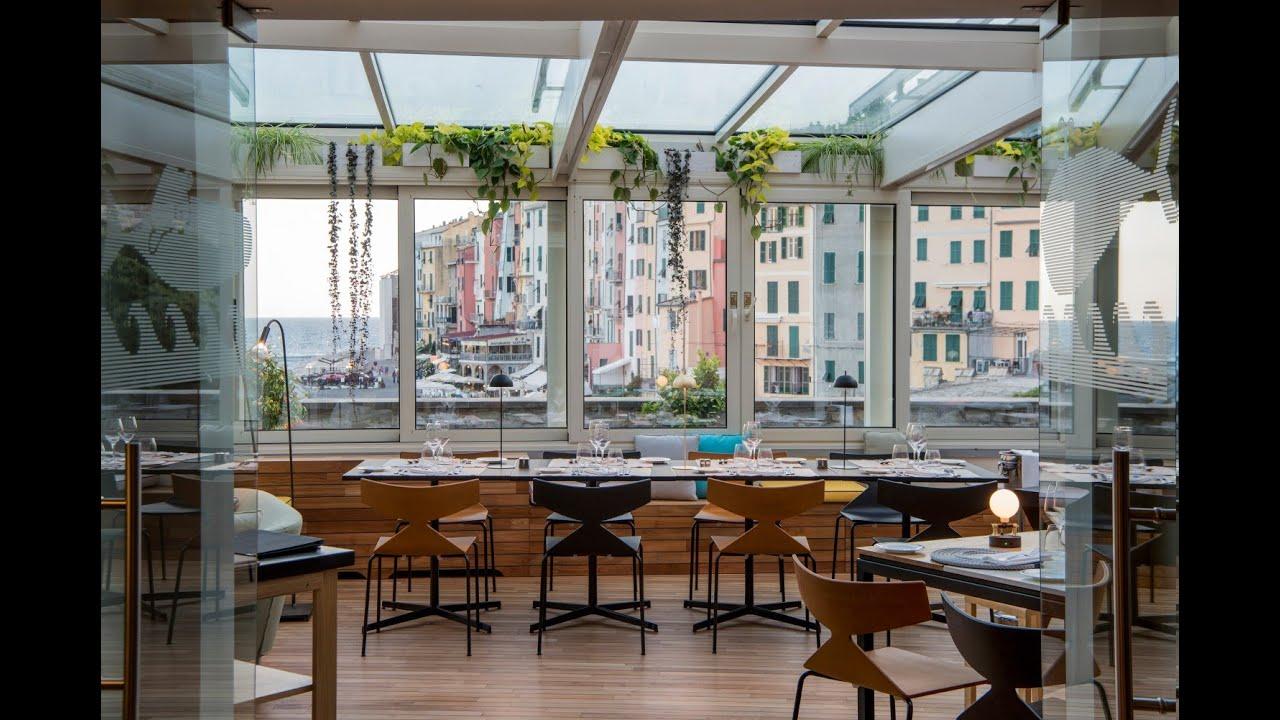 Palmaria Restaurant Portovenere
