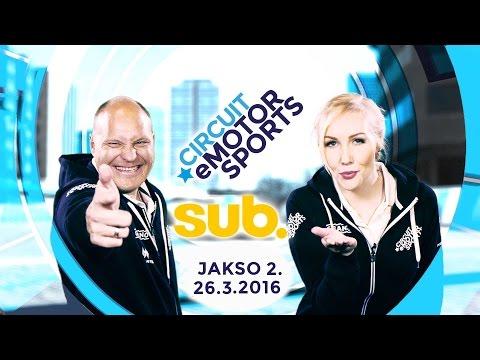 Circuit eMotorsports TV jakso 2.