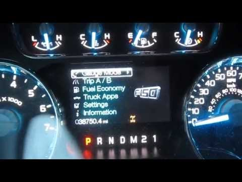 Ford Vehicle F150 Electronic Locking Differential