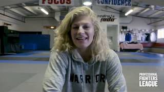 PFL QuickHits with Kayla Harrison