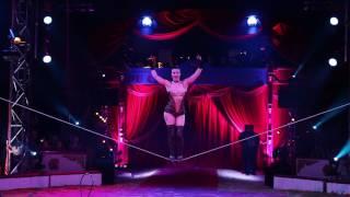 7e festival international du cirque de bayeux 2017 tatiana au fil souple
