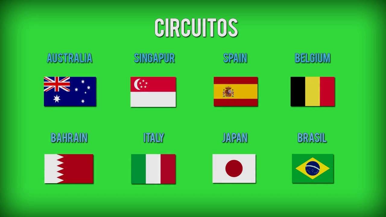 NUEVA SERIE! - Modo Trayectoria F1 2016 MOD | Casco PERSONALIZADO ...