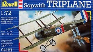 The Sopwith Triplane was a British single seat fighter aircraft des...