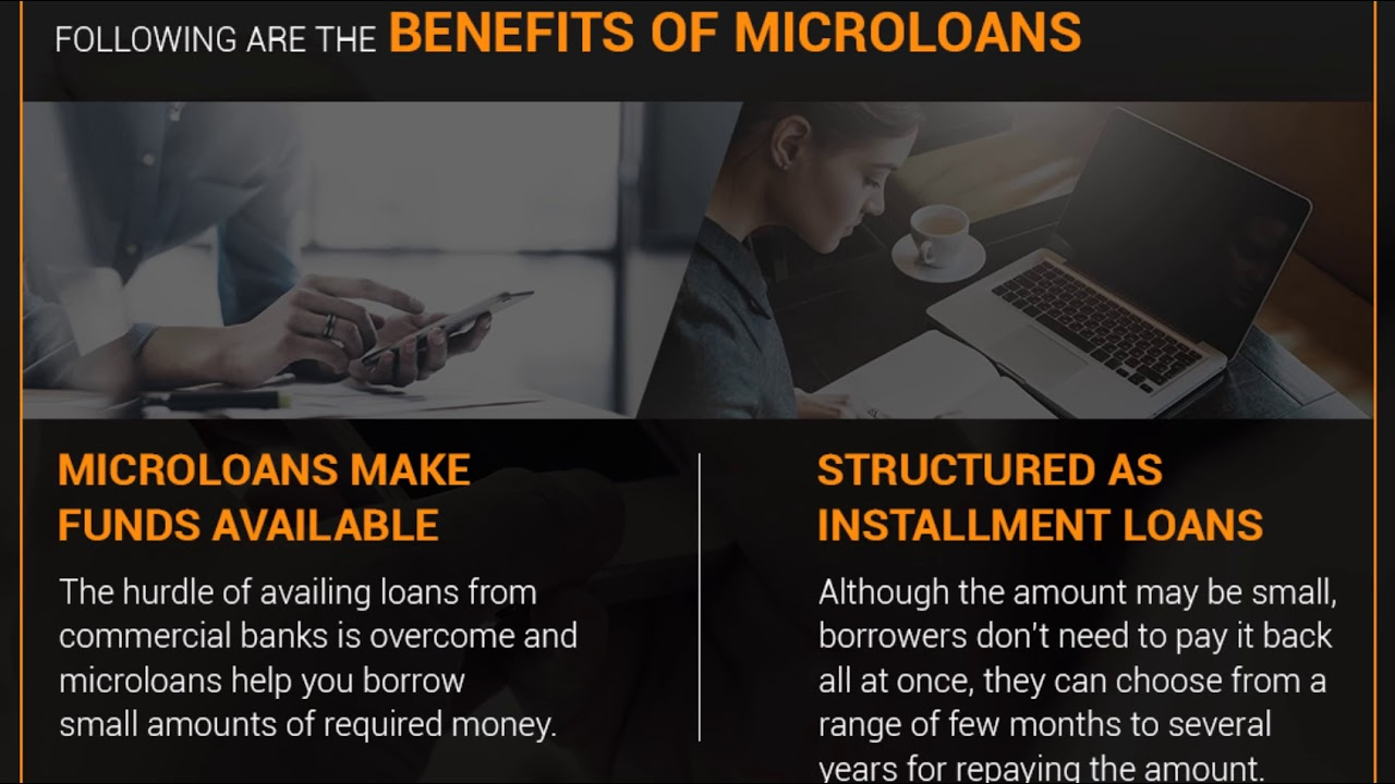 Advantages of Micro-loans