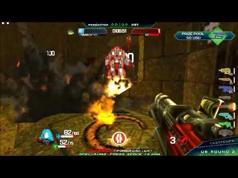 "QC:DE Duel ""DBT vs PowerShifter"" (TastyCups, coming back this week)"