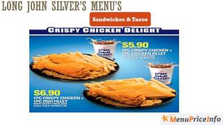 Long John Silver\x27s Menu   Long John Silver\x27s Hours  and Price list