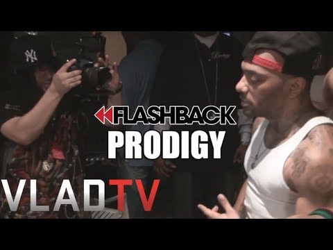 Flashback: Prodigy, Chinx, and French Montana Hit the Studio