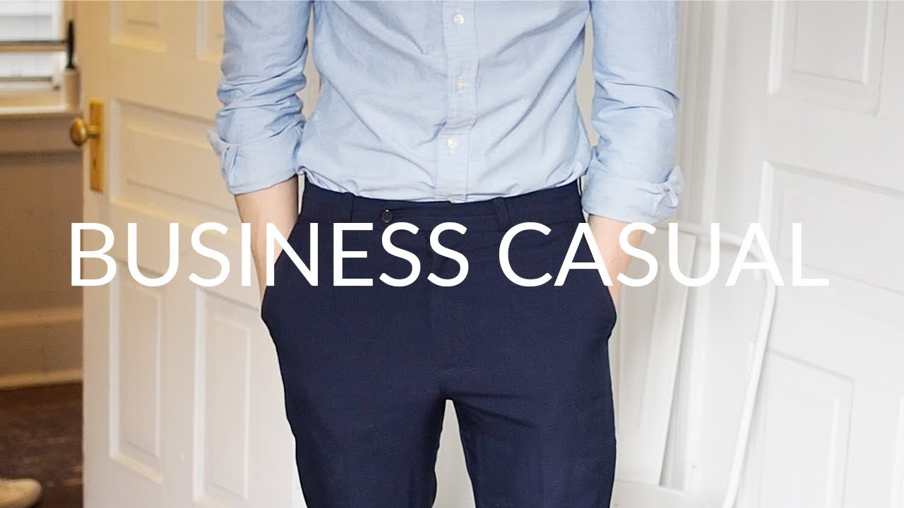 How To Dress Business Casual | 3 Outfits 2