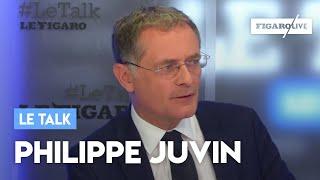 Le Talk de Philippe Juvin: «Macron divise l'Europe»