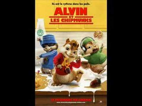 alvin and the chipmunks-christmas song-rock - YouTube