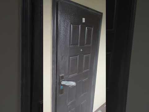 """Китайская дверь """"надёжна"""""""