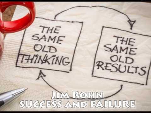 Jim Rohn: Laws of Success and Failure