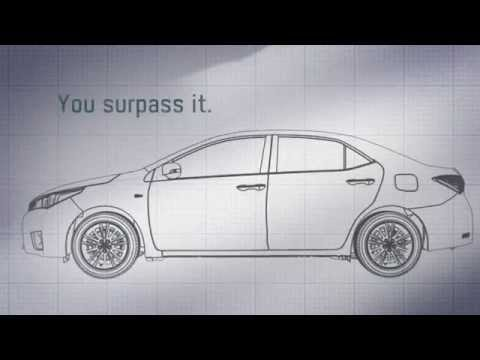 All New Toyota Corolla Altis 2014 - The New Benchmark