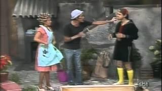 039 - Seu Madruga gesseiro / Leite de burra - Chaves