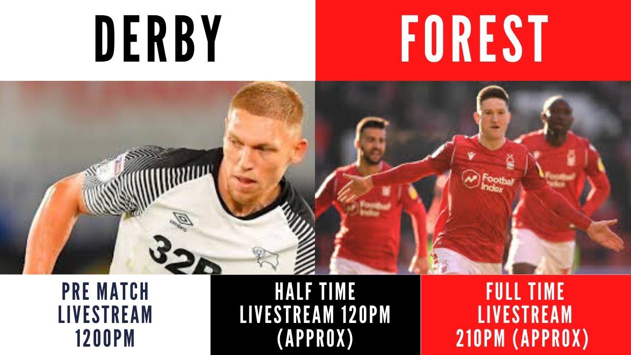 Derby v Forest - Match Review #DCFC #NFFC #DERNOT