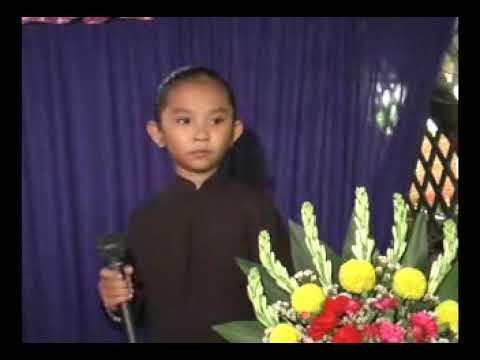 Chương trình giải đáp nghi vấn (1) - Bé Thu Nguyệt - HoaHaoMedia.Org