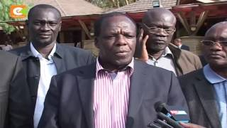 Cord drafts new coalition structure to accommodate parties