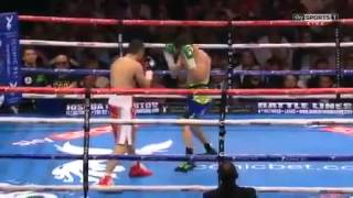 Anthony Crolla vs Gamaliel Diaz 13 09 2014